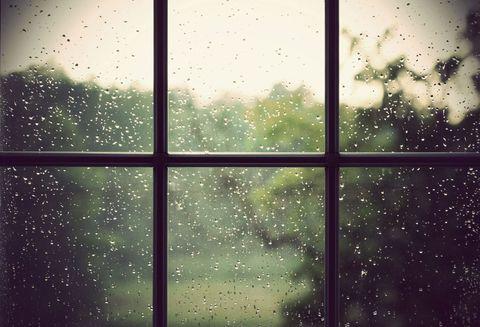 Glass, Fixture, Atmospheric phenomenon, Transparent material, Parallel, Daylighting, Symmetry, Square, Precipitation, Building material,