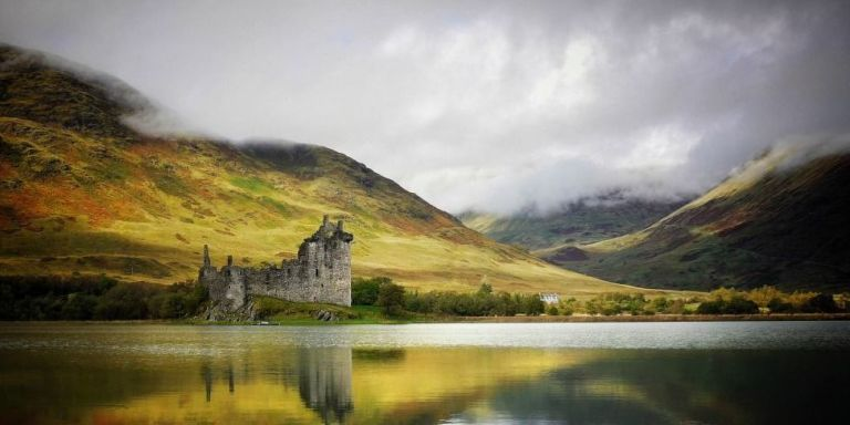 20 Of The Most Beautiful Abandoned Places In The World