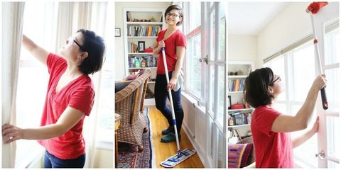 13 House Cleaner Habits You Should Totally Steal
