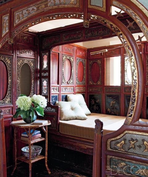 Interior design, Room, Interior design, Drawer, Bed, Visual arts, Cabinetry, Molding, Linens, Mirror,