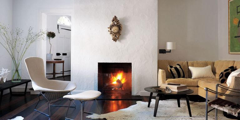 21 Unique Fireplace Mantel Ideas – Modern Fireplace Designs