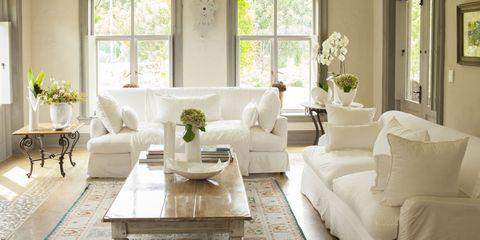 Room, Interior design, Green, Window, Living room, Floor, Furniture, Table, Home, Ceiling,
