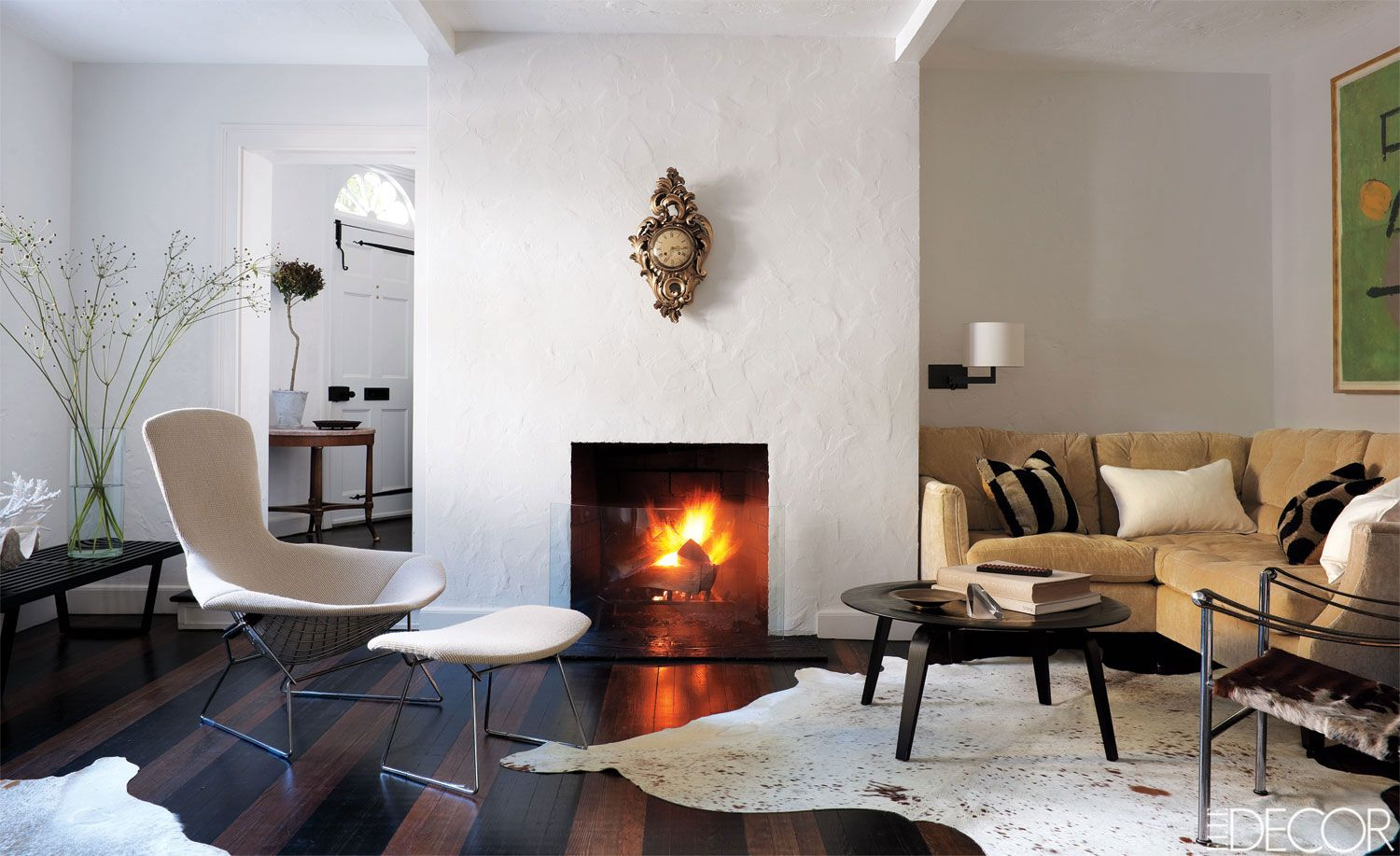 These traditional and modern fireplaces prove the hearth to be the heart of the home.