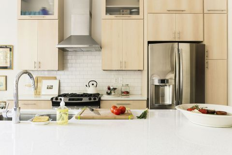 What Your Kitchen Counter Says About Your Weight