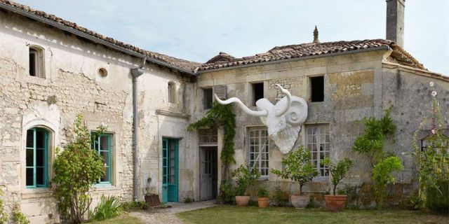 Mathilde Labrouche Home In Southwestern France 18th