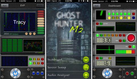 We Used A Ghost Hunting App To Find Out If Our Homes Are Haunted