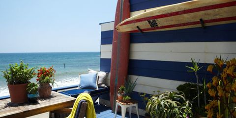 HOUSE TOUR: The Most Relaxed Beach House In Malibu