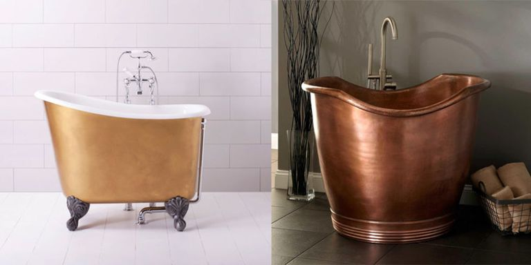 9 small bathtubs tiny bath tub sizes for Tiny bathtub