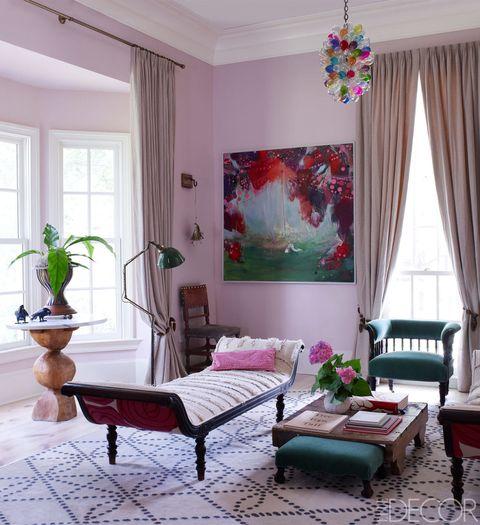 Interior design, Room, Green, Wood, Floor, Flowerpot, Flooring, Home, Textile, Wall,