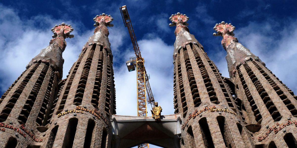 Barcelona S La Sagrada Fam 237 Lia To Be Completed In 2026