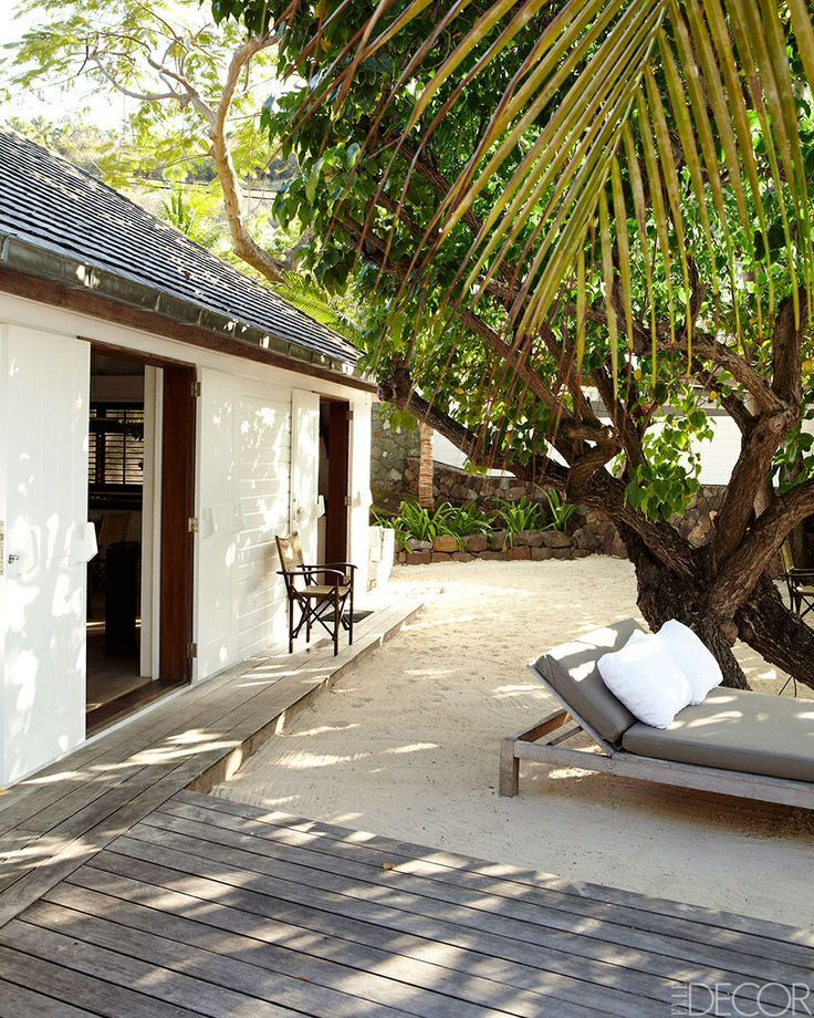 Christian Liaigre\'s St. Barts Home - Homes In St. Barts