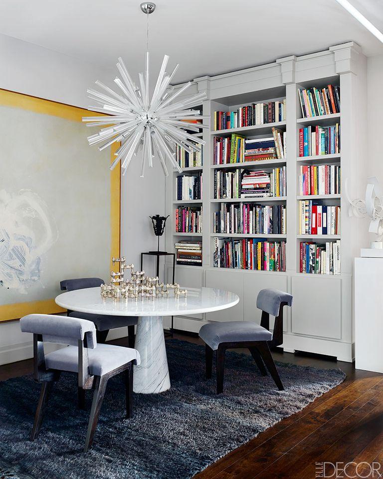 A Dramatic Manhattan Apartment