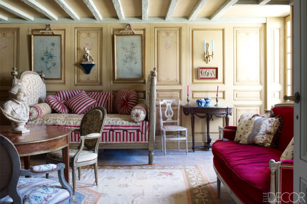 18th Century House in Brooklyn | Robert Couturier | décor ...