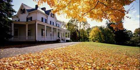 10 Things You Must Do Around The House This Fall