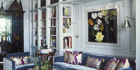 Rooms With Lacquered Walls Designer