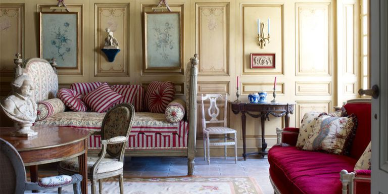 A Grand But Faded 18th Century Estate Part Of Legendary Vineyard In Bordeaux Undergoes Dazzling Transformation Worthy Marie Antoinette