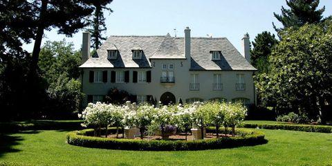 Plant, Property, Shrub, Garden, House, Landscape, Land lot, Building, Real estate, Hedge,