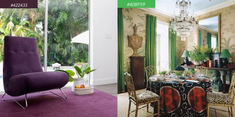 2015 Color Trends Popular Colors Around The World
