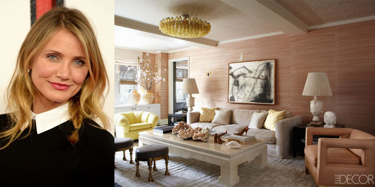 Once Featured In ELLE DECOR, The Actressu0027 Glamorous Manhattan Home Is Now  On The Market For $4.25 Million.