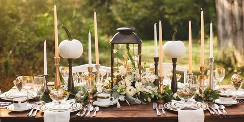 23 Thanksgiving Centerpieces For A Chic Holiday Dinner