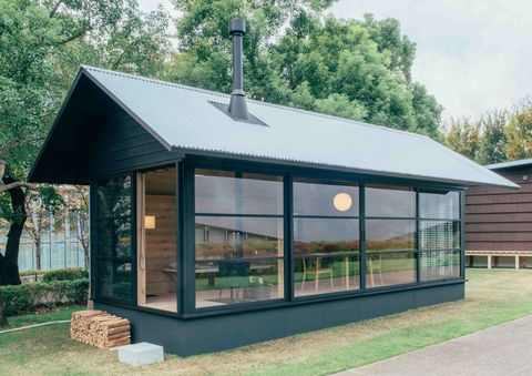 MUJI's Latest Tiny Homes Are Here To Help You Enjoy The Weekend