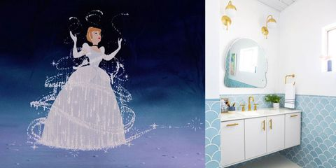 11 Rooms Fit For Our Favorite Disney Princesses