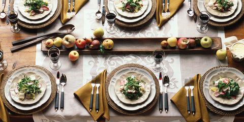 20+ Elegant Thanksgiving Dinner Plates - Best Plates for Your ...