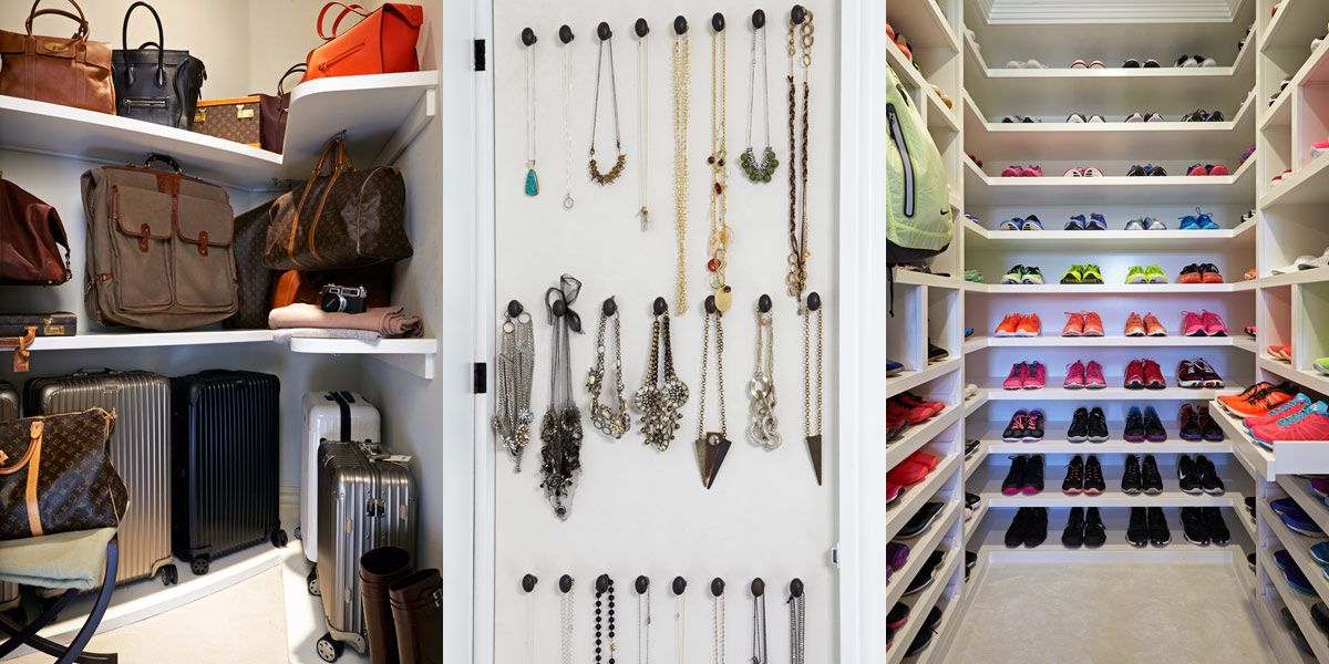 The Most Extravagant Celebrity Closets
