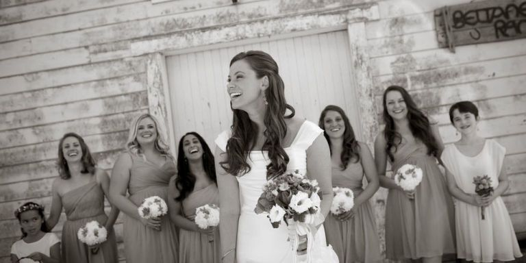 9 Wedding Photographers Reveal The Most Memorable Photo They've Ever Captured