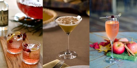 12 Thanksgiving Cocktails To Try This Year