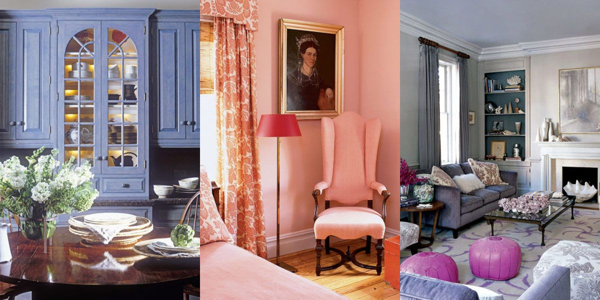 color trends for 2016 - paint colors to try