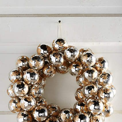 "<p>Etched Mercury Bulb Wreath, $198&#x3B; <a href=""http://www.anthropologie.com/anthro/product/36650893.jsp#/"" target=""_blank"">anthropologie.com</a></p>"
