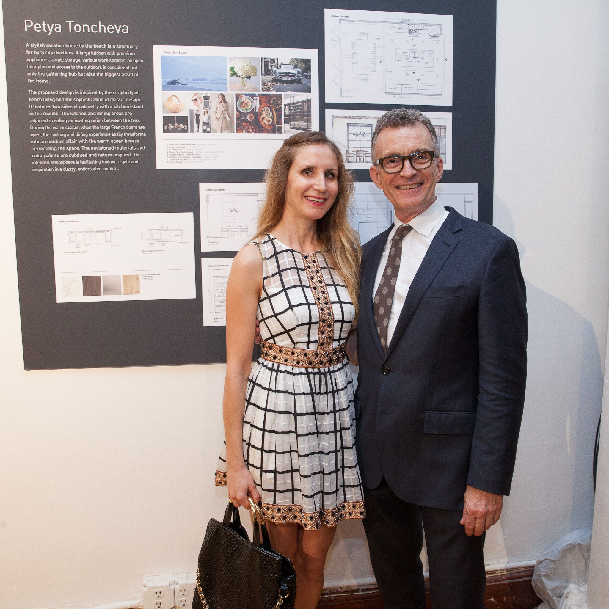 """<p>""""Pick your friends, don't mix up with people who stress you out, and maybe go away from everyone for the holiday!"""" says Toncheva (left). </p><p>Glenn Gissler (right), president-elect of the American Society of Interior Designers - New York Metro, adds that any host should focus on drinks. """"They're key to the holiday: Champagne early, followed by wine with dinner, and an aperitif after.""""</p>"""