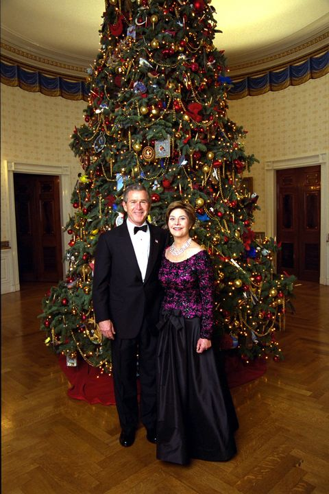 Christmas At The White House Pictures Of White House