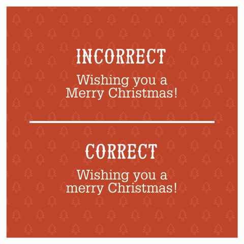 5 Common Christmas Card Grammar Mistakes To Avoid