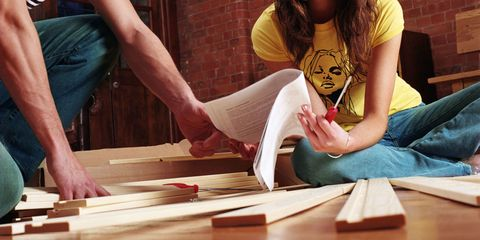 We Finally Know If Men Or Women Build IKEA Furniture Faster