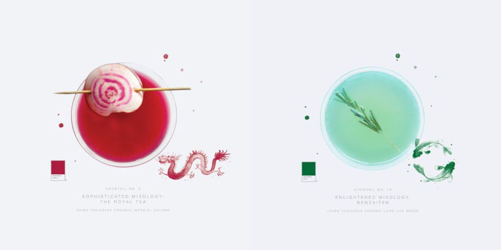 7 Cocktails Perfect For Color Lovers