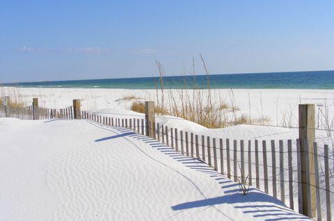 Body of water, Coastal and oceanic landforms, Blue, Natural environment, Sand, Shore, Coast, Ocean, Horizon, Summer,