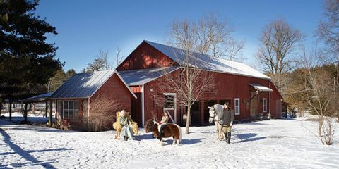 Winter, Property, House, Home, Snow, Roof, Freezing, Hut, Rural area, Cottage,