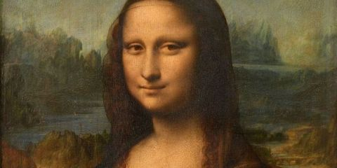 There May Be Another Painting Hidden Beneath The Mona Lisa