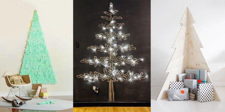 17 Christmas Tree Alternatives - Best Alternative Ideas to ...