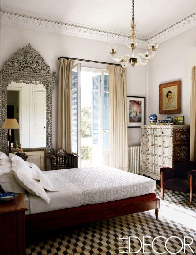 20 guest room design ideas how to decorate a guest bedroom rh elledecor com Guest Bathroom Design Ideas Small Bedroom Design Ideas
