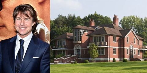 UPDATE: Tom Cruise Just Listed Yet Another Home
