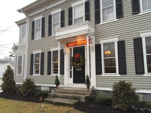 Window, Plant, Property, House, Home, Real estate, Door, Building, Facade, Siding,