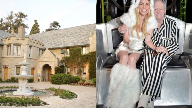 Report: The Playboy Mansion Is Going Up for Sale But With One Huge Catch