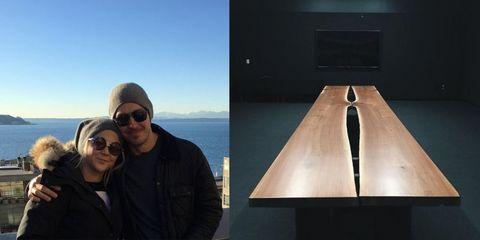 Amy Schumer's New Boyfriend Has A Seriously Impressive Furniture Line