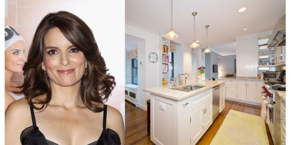 Tina Fey Pulls A Liz Lemon, Buys The Co-Op Upstairs