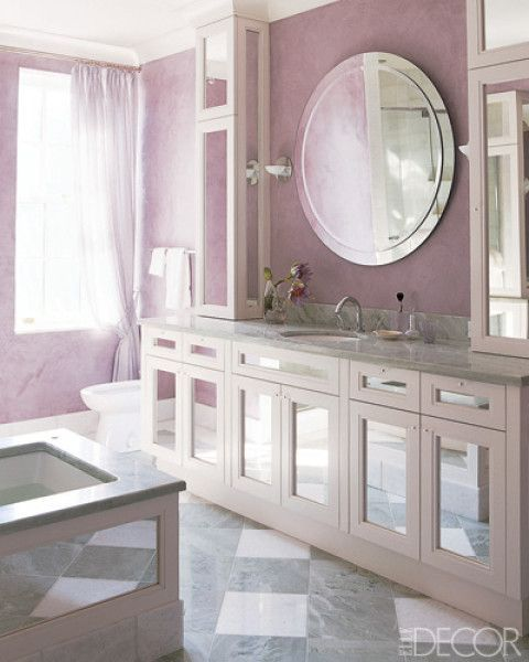 Interior design, Room, Architecture, Property, Plumbing fixture, Floor, Wall, Interior design, Flooring, Purple,