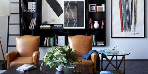 Jonny Buckland Living Room