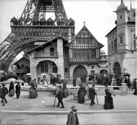 Paris-World-Fair-in-1889